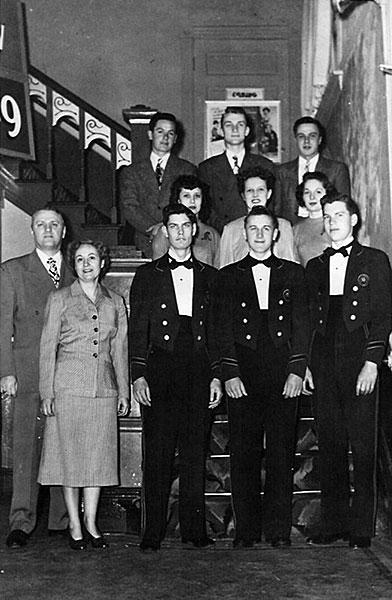 Crew Photo 2 (1948)
