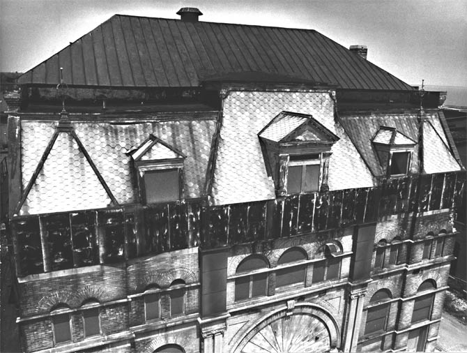 Outside Front (1982)