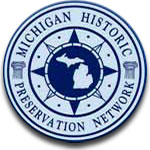 Michigan Historic Preservation Network seal