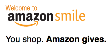 Welcome to Amazon Smile. You shop. Amazon gives.